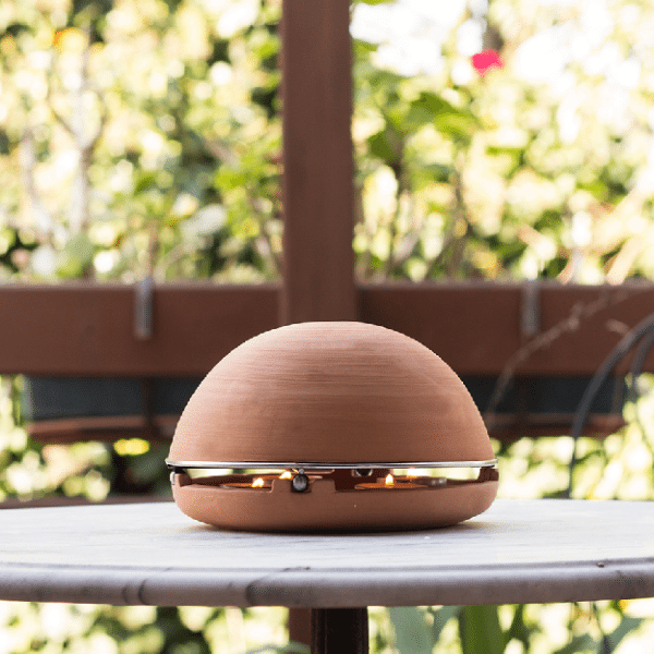 Egloo-Candle-powered-heater-Natural