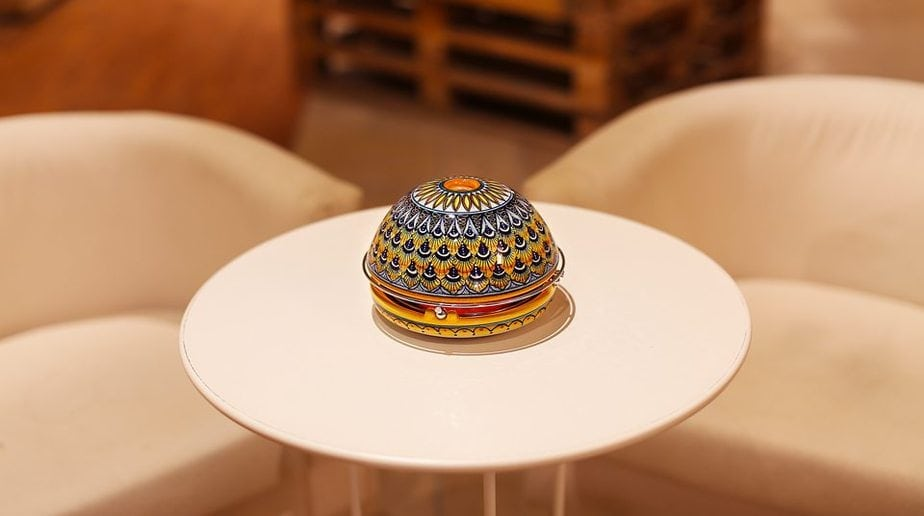 table decoration artistic design