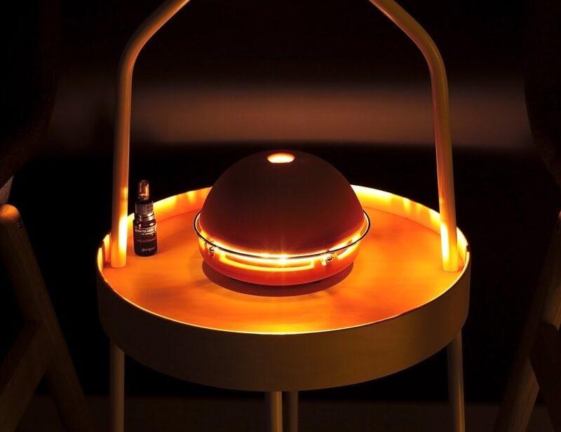 ceramic candle home